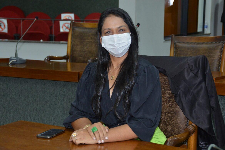 Projeto de Vanda Monteiro prevê implantação de sala privativa para atendimento de vítimas de violência sexual
